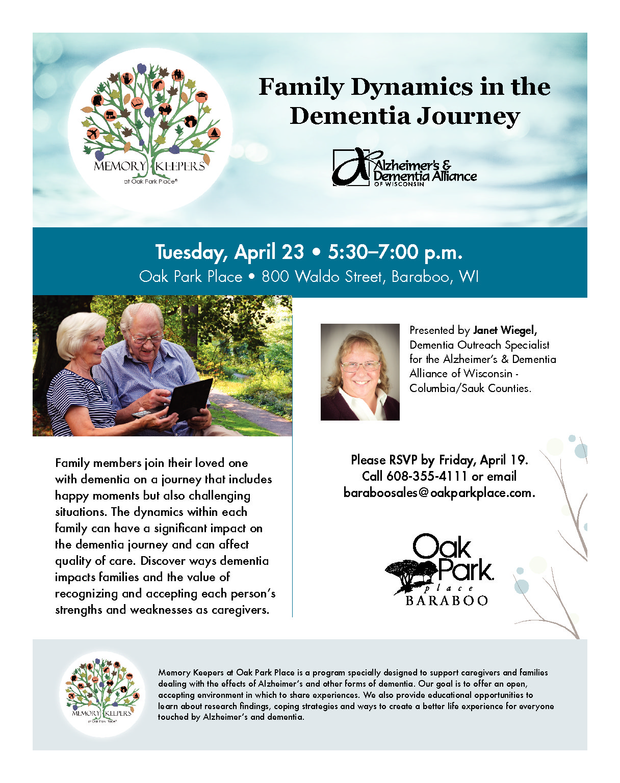 Dating dementia Madison Wi